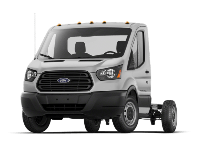 2019 Ford Transit Chassis Cab