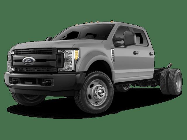 2019 Ford Super Duty F-350 DRW