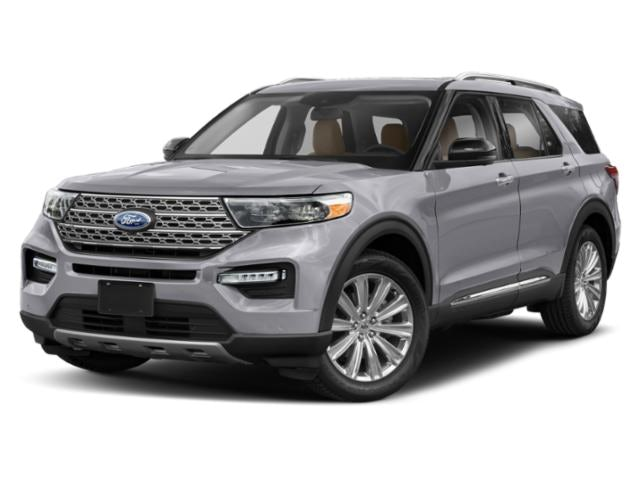 Buy New 2020 Ford Explorer Xlt 4wd For Sale In Cranbrook Bc